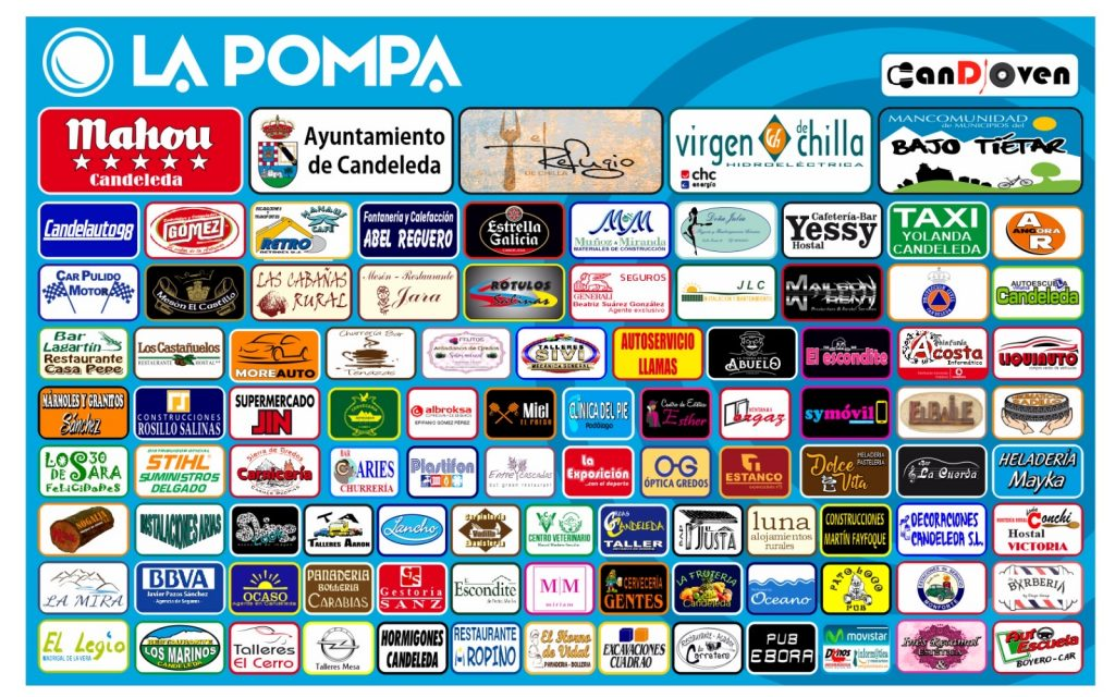 patrocinadores La Pompa'20